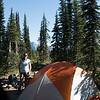 Camp #1 - Granite Park