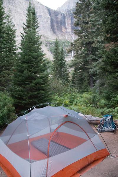 Camp #1 - Lake Francis