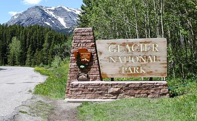 Glacier NP June  2-3-4 2018