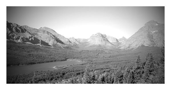 Lower Two Medicine Lake - East Glacier
