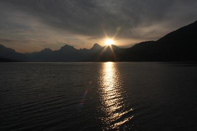 Glacier National Park, June 2010