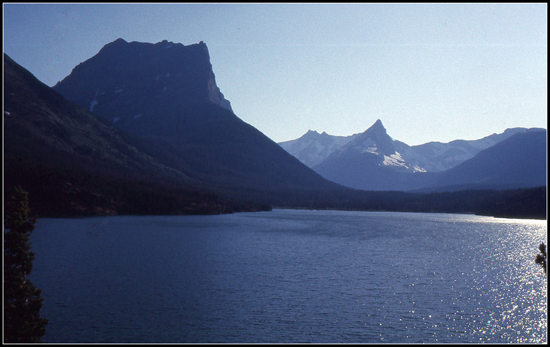 St. Mary Lake