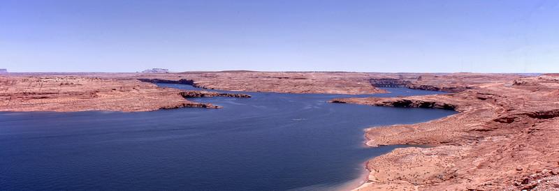 Lake Powell and Glenn Canyon Dam