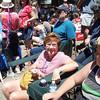 Karen at the Parade
