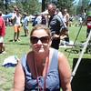 Lisa at the parade