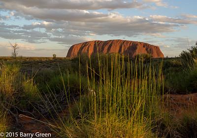 Yulara, NT - Uluru (Ayers Rock), Jan 24-25, 2015