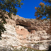 Montezuma Castle NM near Sedona. They don't let visitors climb up ladders to get inside the cliff dwellings anymore. Liability maybe?