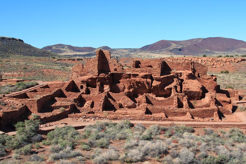 Wupatki National Monument, Ancestral Puebloan ruins