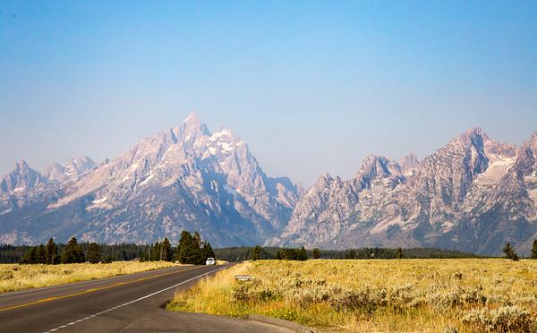 Grand Teton and Yellowstone 2017