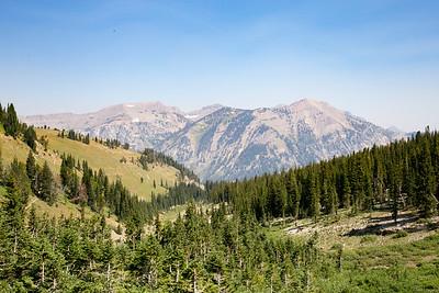 Teton Crest Hike