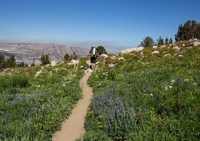 Day 3: Grand Teton Crest Trail