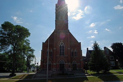 1042 St Vincents Catholic Church Pontiac Michigan
