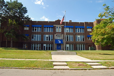 1035 The old St Fredericks School Pontiac Michigan