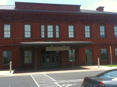 011 Clinton School of Public Service in Little Rock
