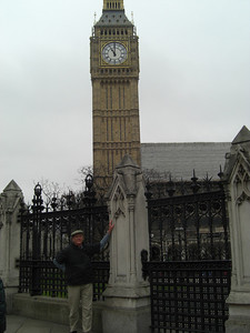 Tom - Big Ben, Friday, afternoon, march 19, 2010