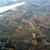 flying over southern England, Thursday, march 18, 2010