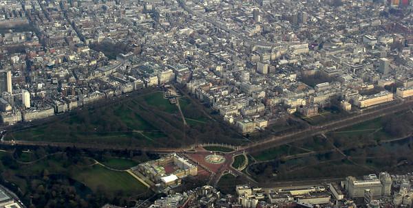 London, Hyde Park, Thursday, march 18, 2010