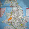 """Our Tour Route. Day 1:Starting in London, Hampton Palace, Stonehenge, Salisbury, Bath. Day 2:Bath, Stowe-on-the-Wold, The Cotswolds, Stratford-on-Avon, Henley, Wales, Llangolen, Canal Ride, Chester. Day 3: Chester, Glassmere, Lake District, Scotland, Gretna Green, Edinburgh.  Day 4: Edinburgh - New Town, Old Town, Holyrood Palace, The Castle, National Gallery, Royal Yacht Britainia. Day 5: Edinburgh to York, Abbotsford, Heddon-on-the-Wall, Hadrian's Wall, St Andrew's church(650AD), York.  Day 6: York to Cambridge, Kings College, and chaple, college parks, River Cam, Arrive London.  Theater in evening - """"Wicked""""."""