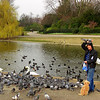 Regents Park, Thursday, @ noon, march 18, 2010