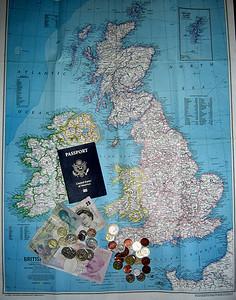Globus Tour of Great Britaim, Spring 2010