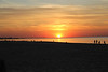 October 7, 2011 (Indiana Dunes State Park [East Beach] / Porter County, Indiana) - Sunset