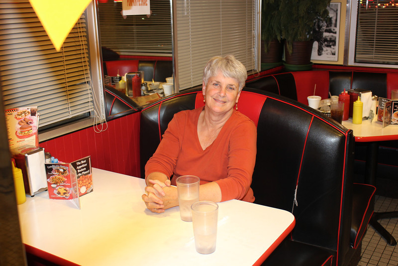 October 7, 2011 (Schoop's Restaurant / Portage, Porter County, Indiana) - Mary Anne