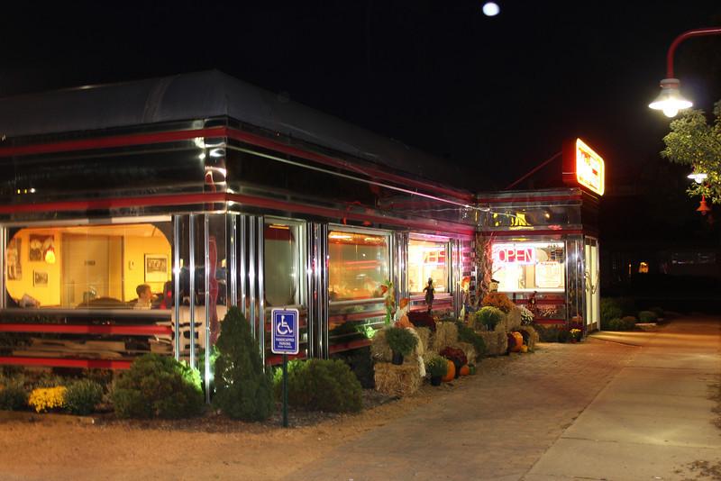 October 7, 2011 (Schoop's Restaurant / Portage, Porter County, Indiana) - Diner established in 1948