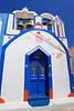 Cute church on Thirassia