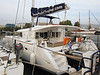 Phoenix, our catamaran