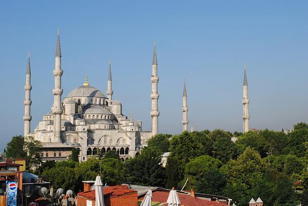 Greece and Turkey