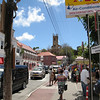 The next few pictures are downtown St. Georges the capital of Grenada.