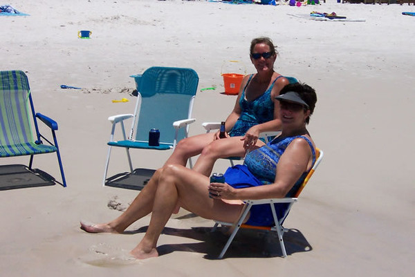 Gulf Shores Vacation - 2006