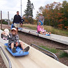 Flat Aimee on the Alpine Slide