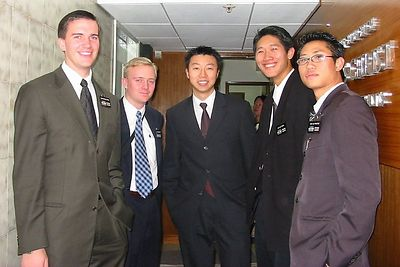 HK - Mandarin Elders & Grandpa Au