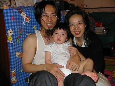HK - Jack & family