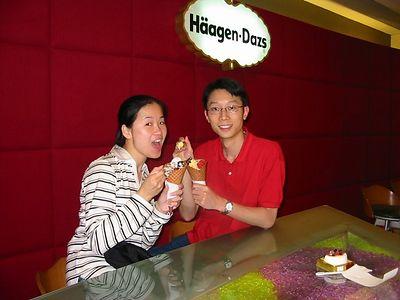 HK - Derek & Wendy