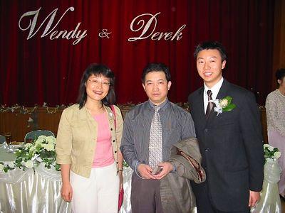HK - Mandarin branch members - Daisy & Hu Jia Ling