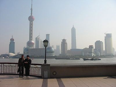 Shanghai - Bun - Pudong