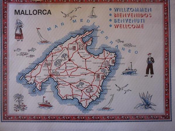 Hans and Sveta Mallorca Spain Vacation Photos!
