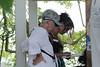 "October 17, 2013 - (Greenwell Kona Coffee Farms / Kealakekua, Hawaii County, Hawaii) --  MaryAnne purchasing coffee from our tour guide on the ""Greenwell"" Kona Coffee Farms tour"
