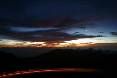 Maui - Haleakala Sunrise