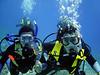Diving near Molokini