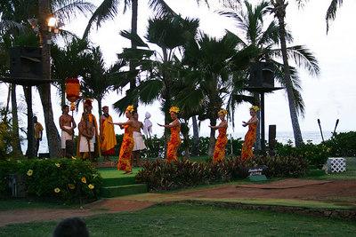 Oahu - Paradise Cove Luau