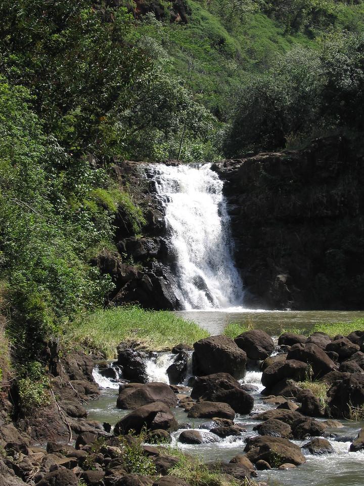 Waimea Falls yet again