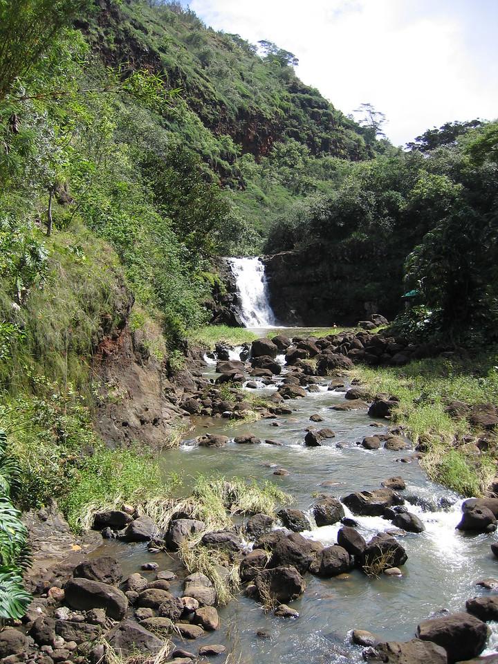 Waimea Falls again