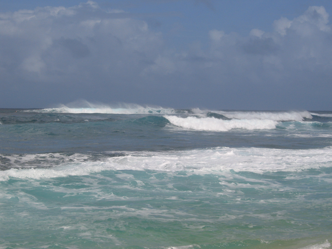 Waves on North Shore