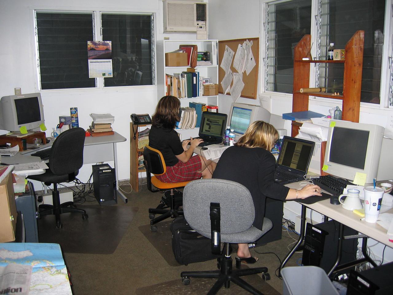 Hard at Work at CSH