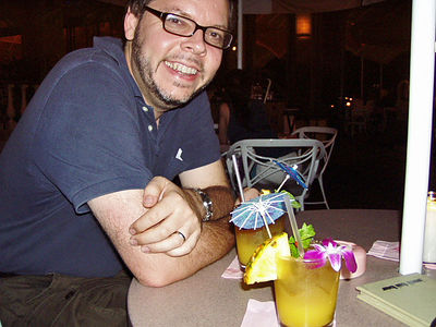 Day One - Waikiki, The Mai Tai's were expensive, but very strong, the kind that give you a headache the next morning.