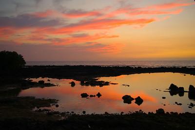 Day Two - The Big Island, Kona Coast.