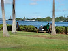 The view of the Arizona Memorial as we were waiting for our turn to visit.
